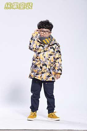 缤果童装给您一个与众不同的时尚童装王国