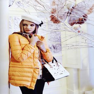 2015秋冬新品【Kada】品牌女装诚招实力加盟商!