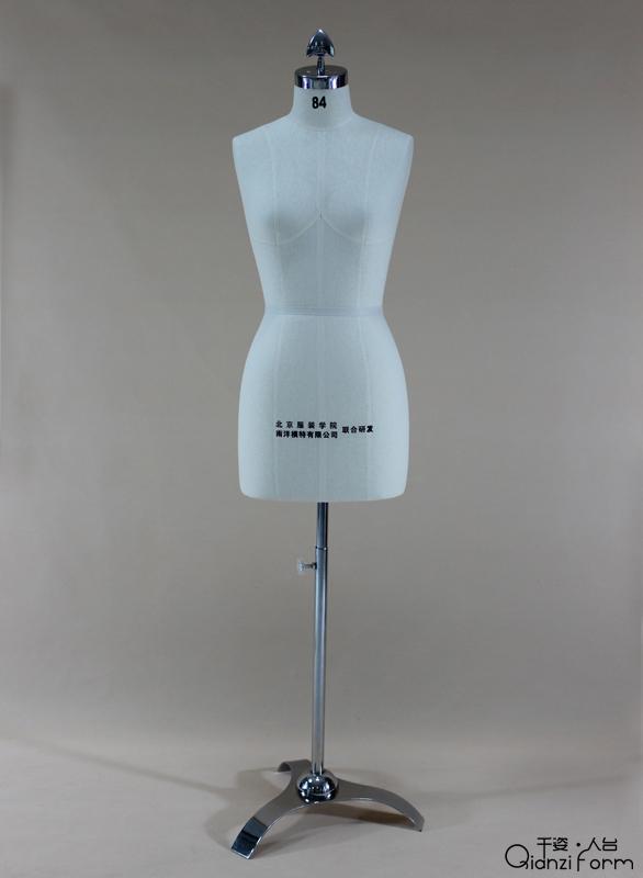 出售女体半身裁剪模特