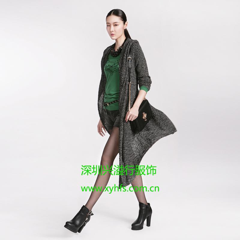 一三国际女装 品牌女装批发珂尼*思女装批发