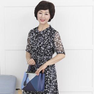 相夫益子中老年时尚休闲女装品牌诚邀您的加盟