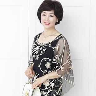 相夫益子女装缔造中老年女装品牌经典,传递中国女性的真善美