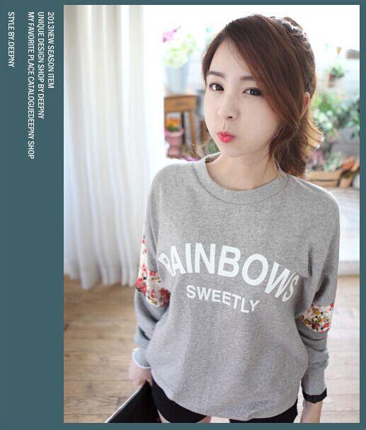 淘宝服装长期供应一手货秋冬季新款韩版女卫衣加厚绒衫批发