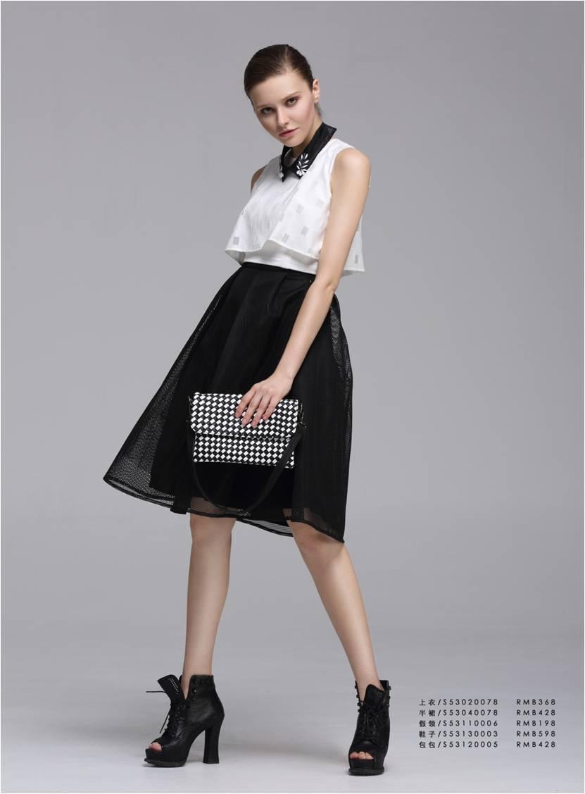 诗蓓蜜女装解析 加盟怎么选择一个良好的品牌服装店