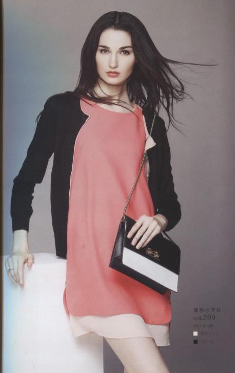 【阿莱贝琳】时尚女装演绎东方优雅打造不一样的都市人