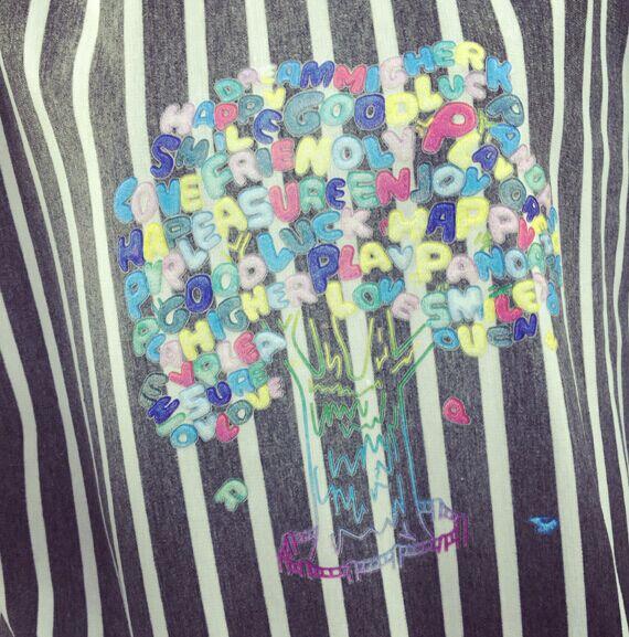 三明服装供应秋装新款上市韩版女装条纹拼接长袖打底衫T恤批发
