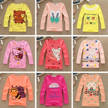辽宁海城童装批发市场时尚童装T恤批发西柳儿童服装市场