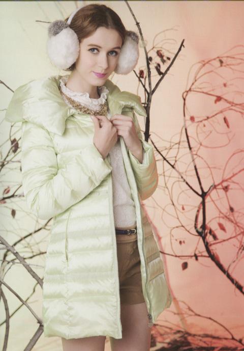【阿莱贝琳】精品折扣女装女装让你成为优雅的时尚达人