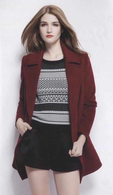 【阿莱贝琳】优雅女装倍受追求 时尚女性的青睐