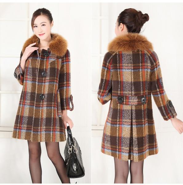 雅鹿羊绒大衣,品牌折扣女装批发