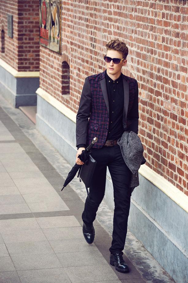 男装行业顶尖品牌,莎斯莱思加盟条件