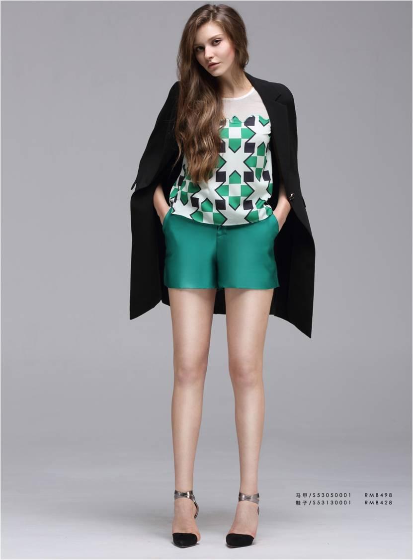 引领衣味时尚—诗蓓蜜女装诚邀您的加盟