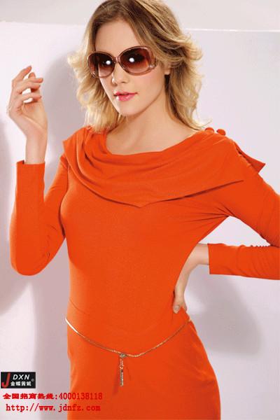 女装加盟首选金蝶妮 销量领先的一线女装品牌