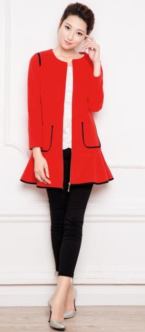 【红雨竹品牌女装】 让你个性继续张扬