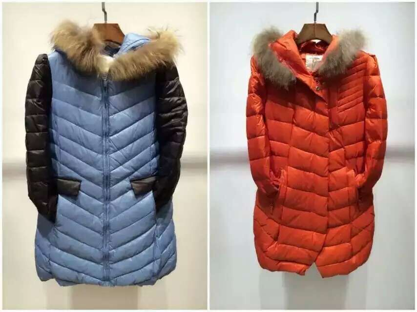 尤西子羽绒服棉衣品牌冬装低价批发尾货折扣女装一手货源走份