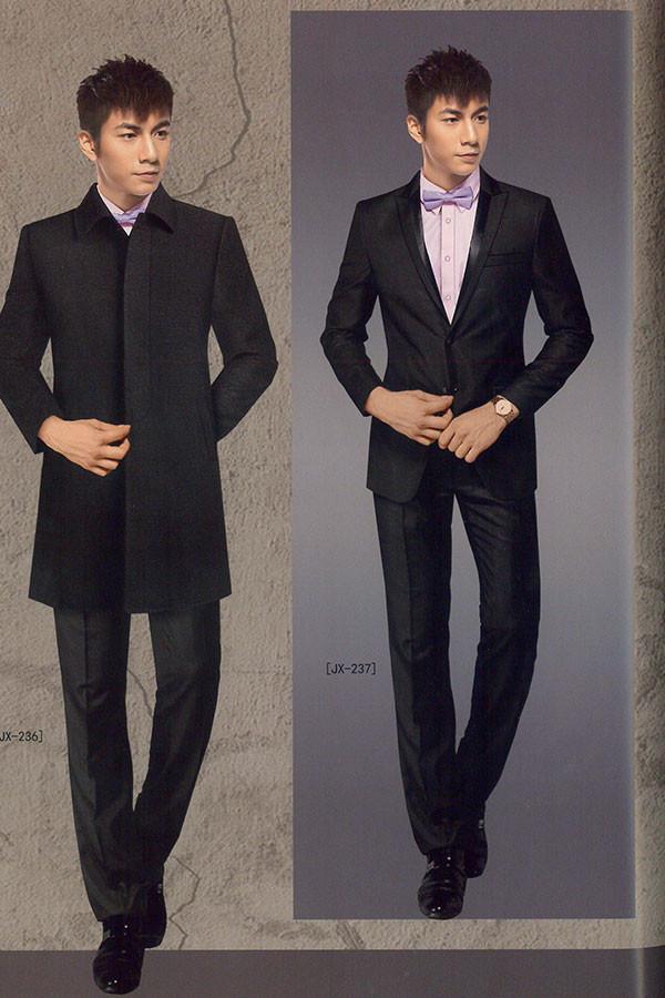 上海高级西服订做上海高端西装定做