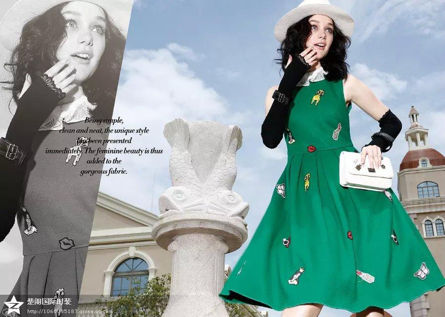 TRUGIRL楚阁国际时装 专注女装19年 招商加盟首选