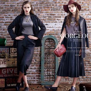市场终端爱上快时尚,女装首选时尚自由点