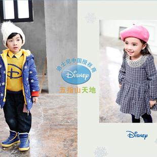 迪士尼童装2015年秋冬装新款上市!