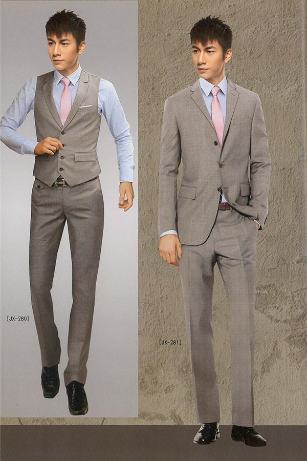 上海定做高级西装价格 上海商务西装定制