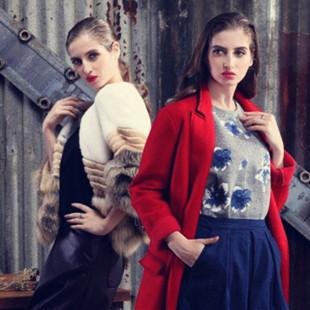 女性消费者时尚选择,时尚自由点女装每周上新