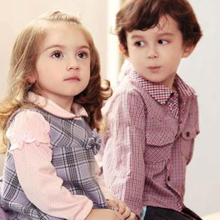 法国【路易•迪高】婴幼童装-加盟首选