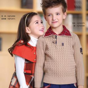 中高端童装品牌泰迪熊诚邀您的加盟