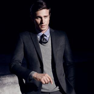 杉杉品牌男装加盟-活力、优雅、睿智、坚毅