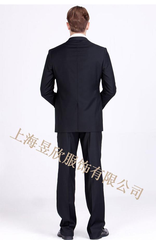 上海订做商务修身西服 供应上海订做高档商务西服