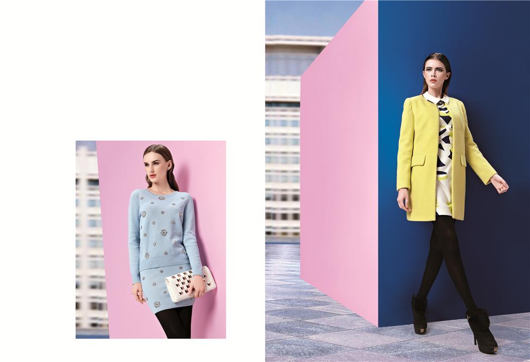 给您一个温暖的冬天———雷索思时尚女装
