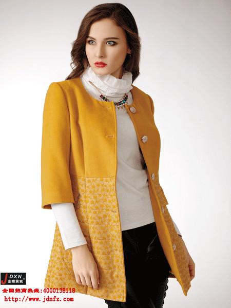金蝶茜妮欧韩版女冬装,新款上市