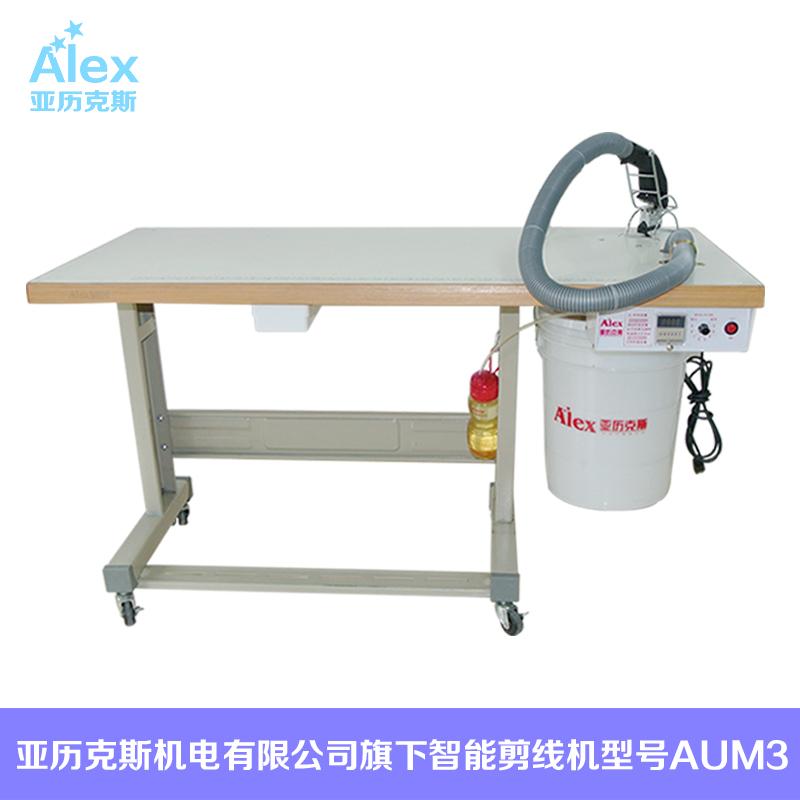 活动台式自动注油直驱剪线机-AUM3