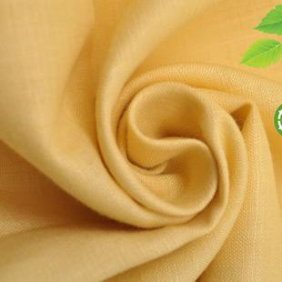 面料梦想家新申亚麻推动绿色环保的亚麻生活方式