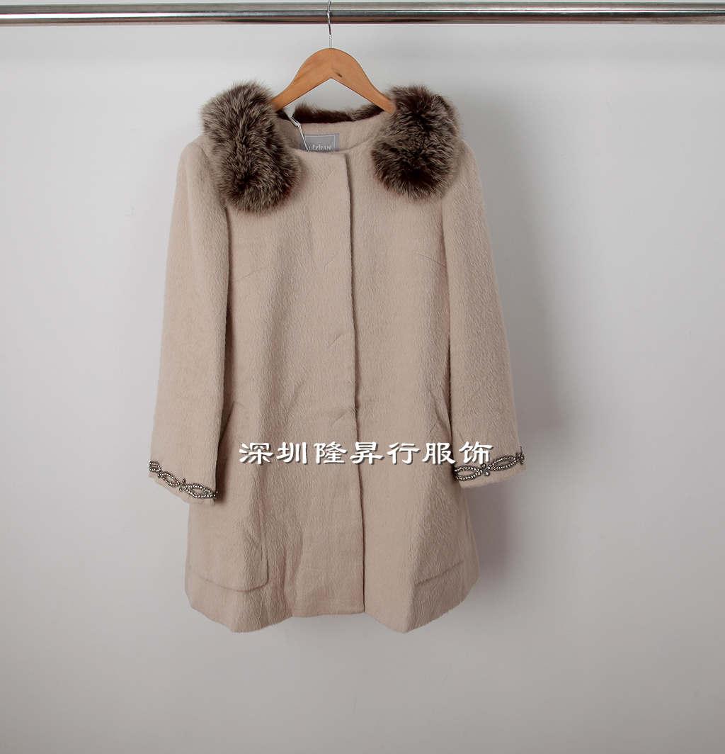 慧之芳羊绒大衣,2015新款慧之芳羊绒大衣批发拿货另有台湾朋艺佳氏蔻