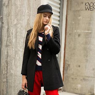 KAXIWEN佧茜文女装加盟-年轻 时尚 摩登的代言人