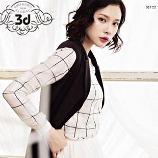 Three d女装加盟/招商 2015十大女装品牌排行榜榜上品牌