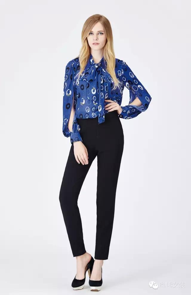 法国ELLE时尚高端女装-诚邀加盟代理商