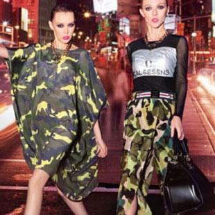 2015个性女装维斯提诺加盟新优势 维斯提诺全国招商中