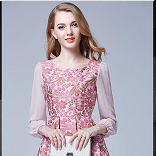 """百依秀子女装加盟-致力于为都市白领女性打造""""时装成衣化""""的流行风格"""