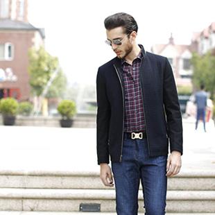 鹿王男装-羊绒服饰品牌的领先企业 诚邀加盟