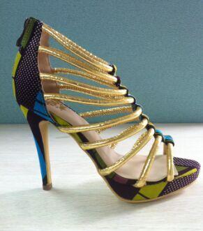 鞋廠專業看鞋圖片加工外貿高跟女鞋