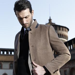 男装新潮流 男装品牌加盟就选罗蒙