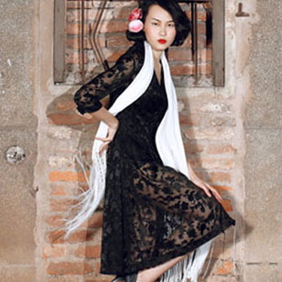 15古典女子品牌香莎新优势 香莎女装火热招商中