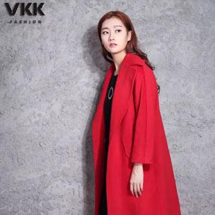 VKK加盟 多年招商连锁经验 时尚女装加盟不二之选
