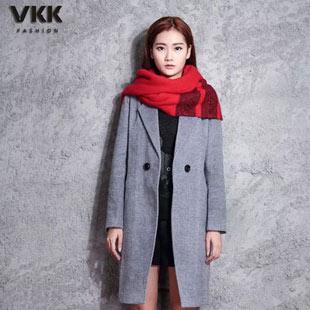 2015 VKK时尚女装加盟优势炫酷来袭,VKK诚邀您的加盟!