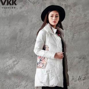 时尚女装品牌VKK火热招商中 邀您携手共创财富