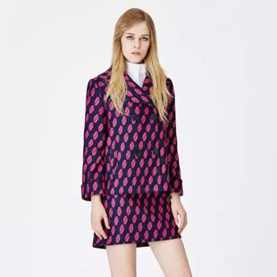 时尚高端女装加盟-来自法国ELLE诚邀加盟代理商