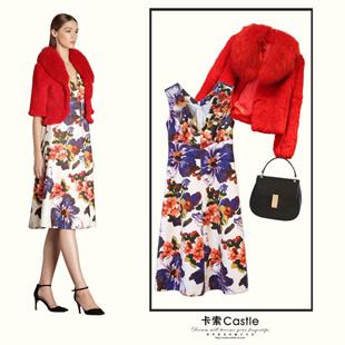 卡索女装加盟-用色彩打造您的时尚魅力