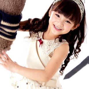加盟创业好项目 首选韩维妮童装