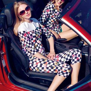 巴黎时尚女装品牌HQPattei 图案诚邀优质经销商加盟